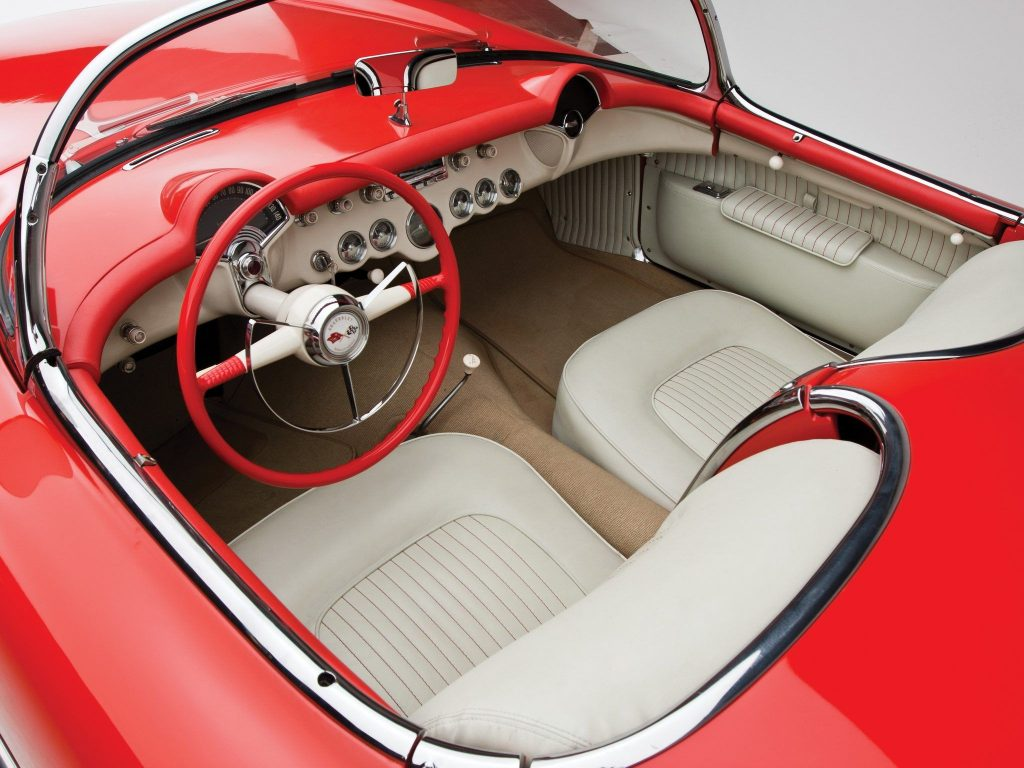C1 Chevrolet Corvette Interior