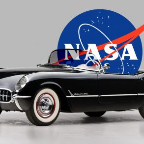 Corvettes, Astronauts, & GMs Love for NASA
