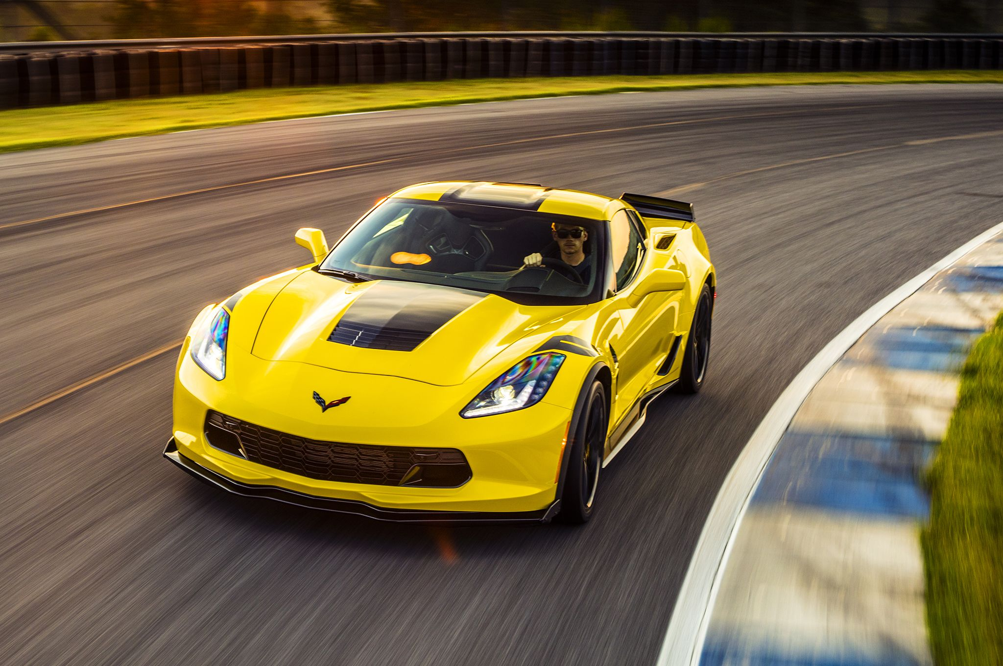 Corvette Grand Sport Wallpapers