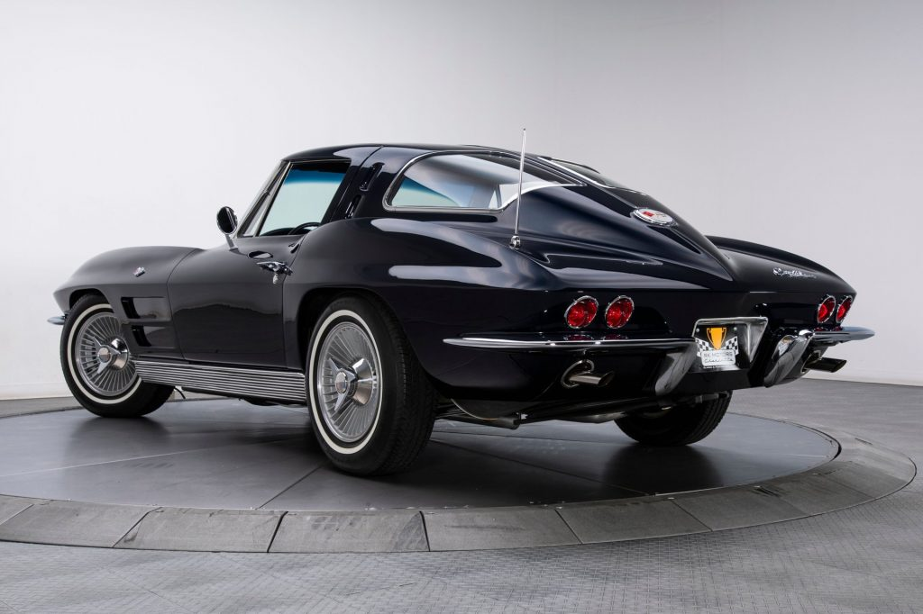 The 1963 Split-Window Corvette