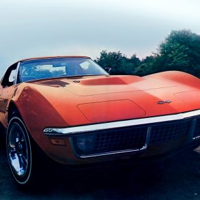 1971 Corvette Wallpapers