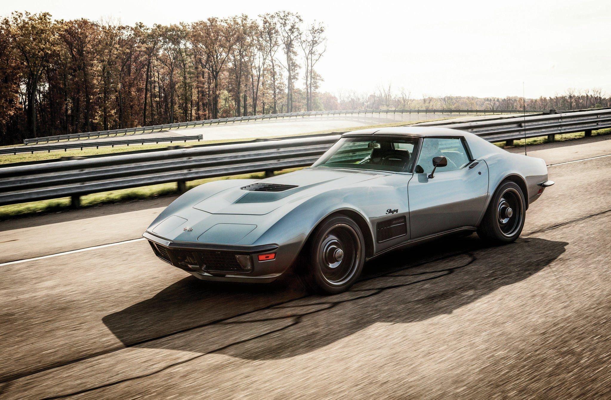 1971 Corvette Wallpapers