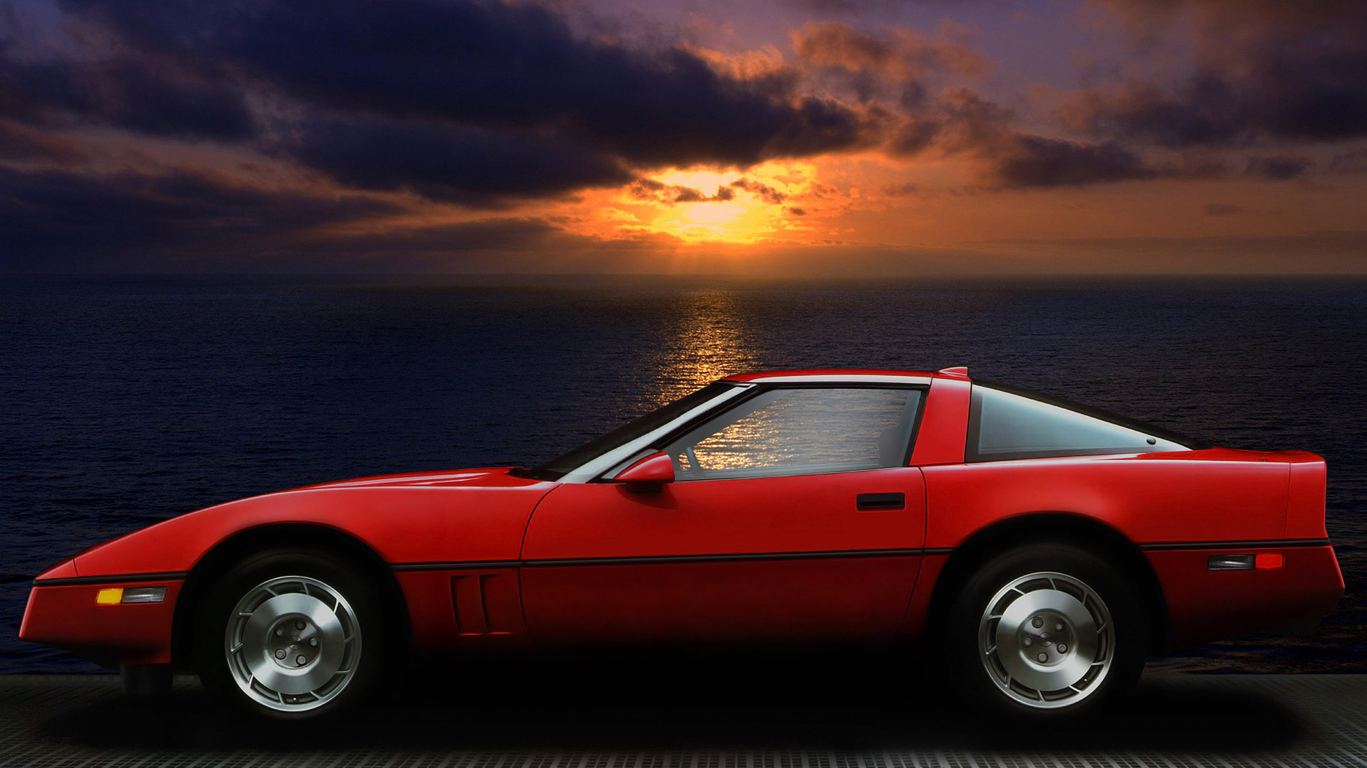 1984 Corvette Wallpapers