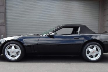 FOR SALE: A 1988 Callaway Corvette Convertible.