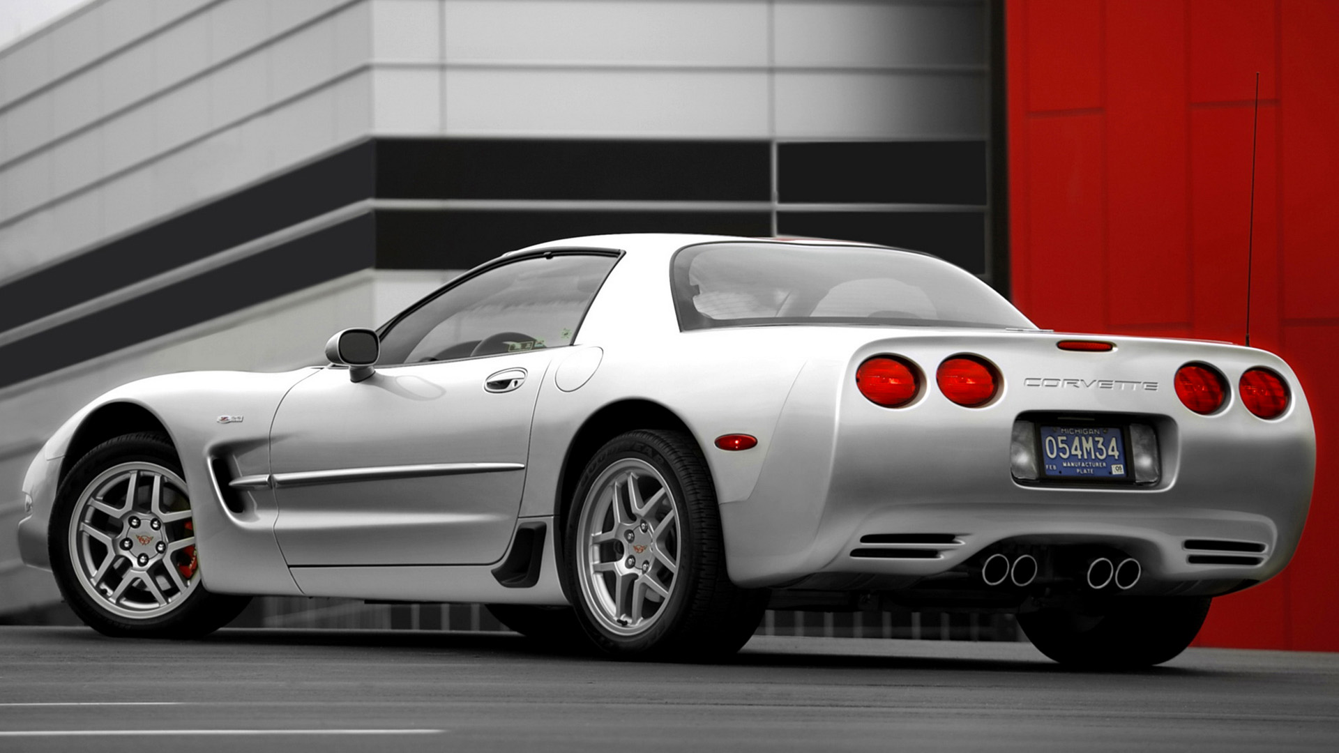 2001 Corvette Wallpapers
