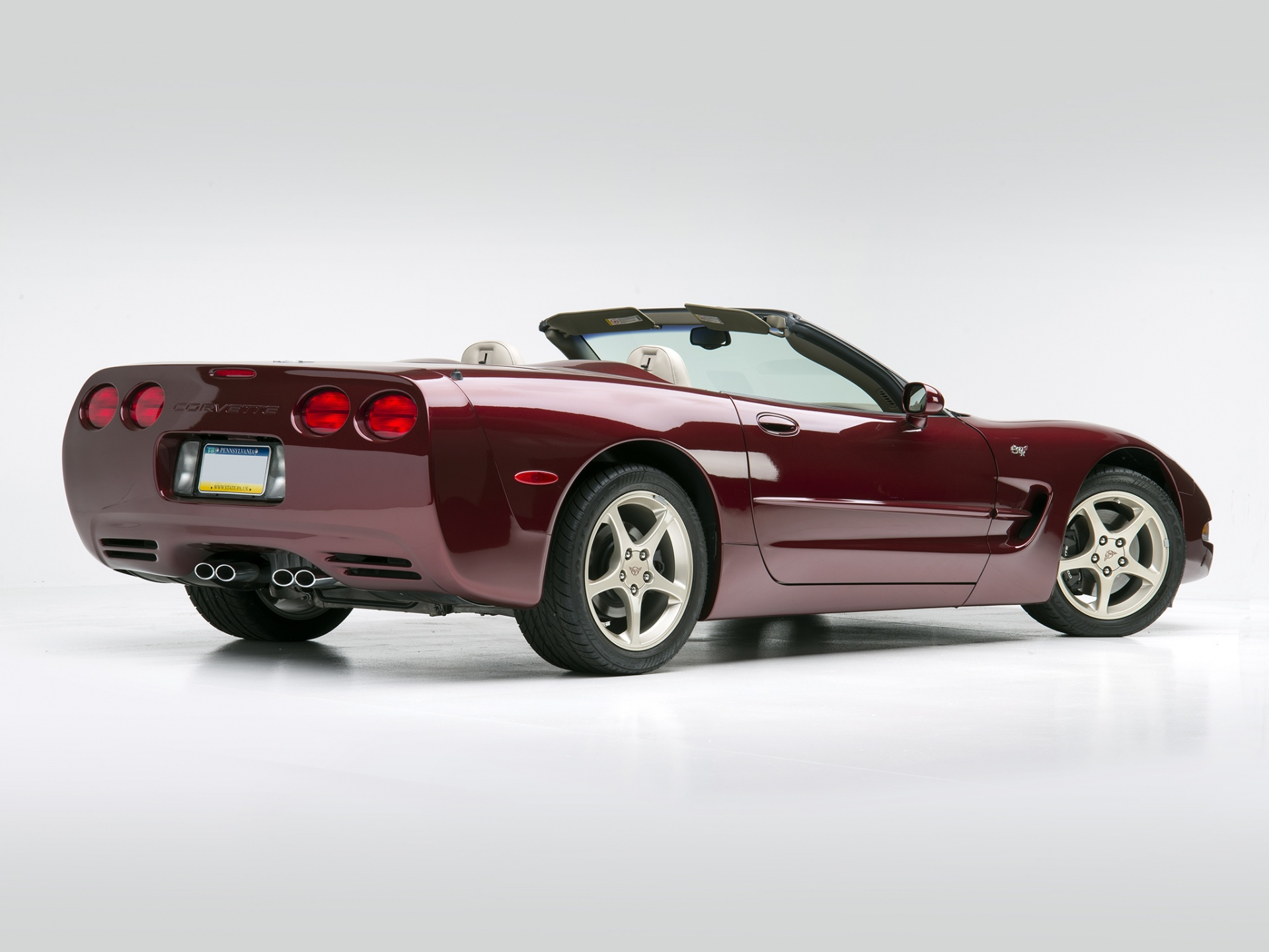 2002 Corvette Wallpapers