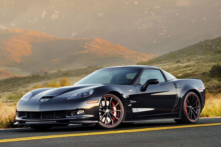 2008 Corvette Wallpapers