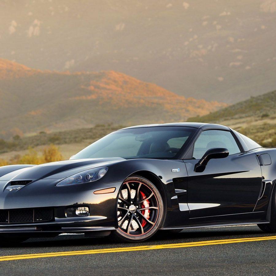 2008 Corvette Wallpapers