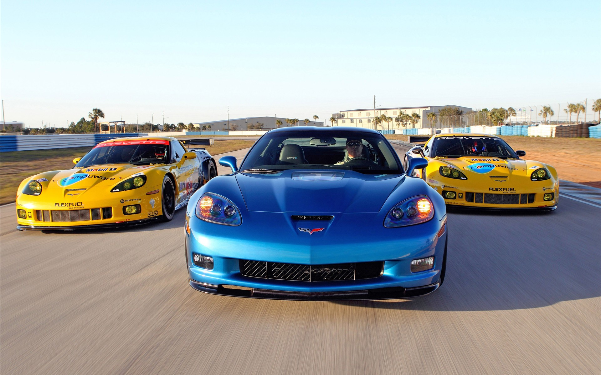 2010 Corvette C6 Wallpaper