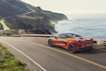 2020 Corvette Wallpapers