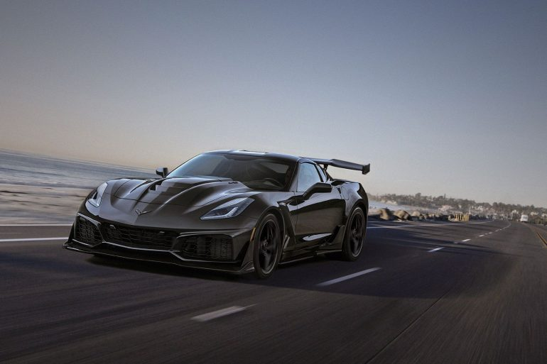 Corvette ZR1 Wallpapers
