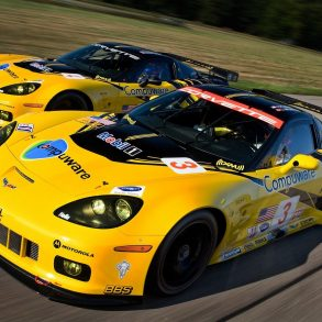 Corvette Racing Wallpapers