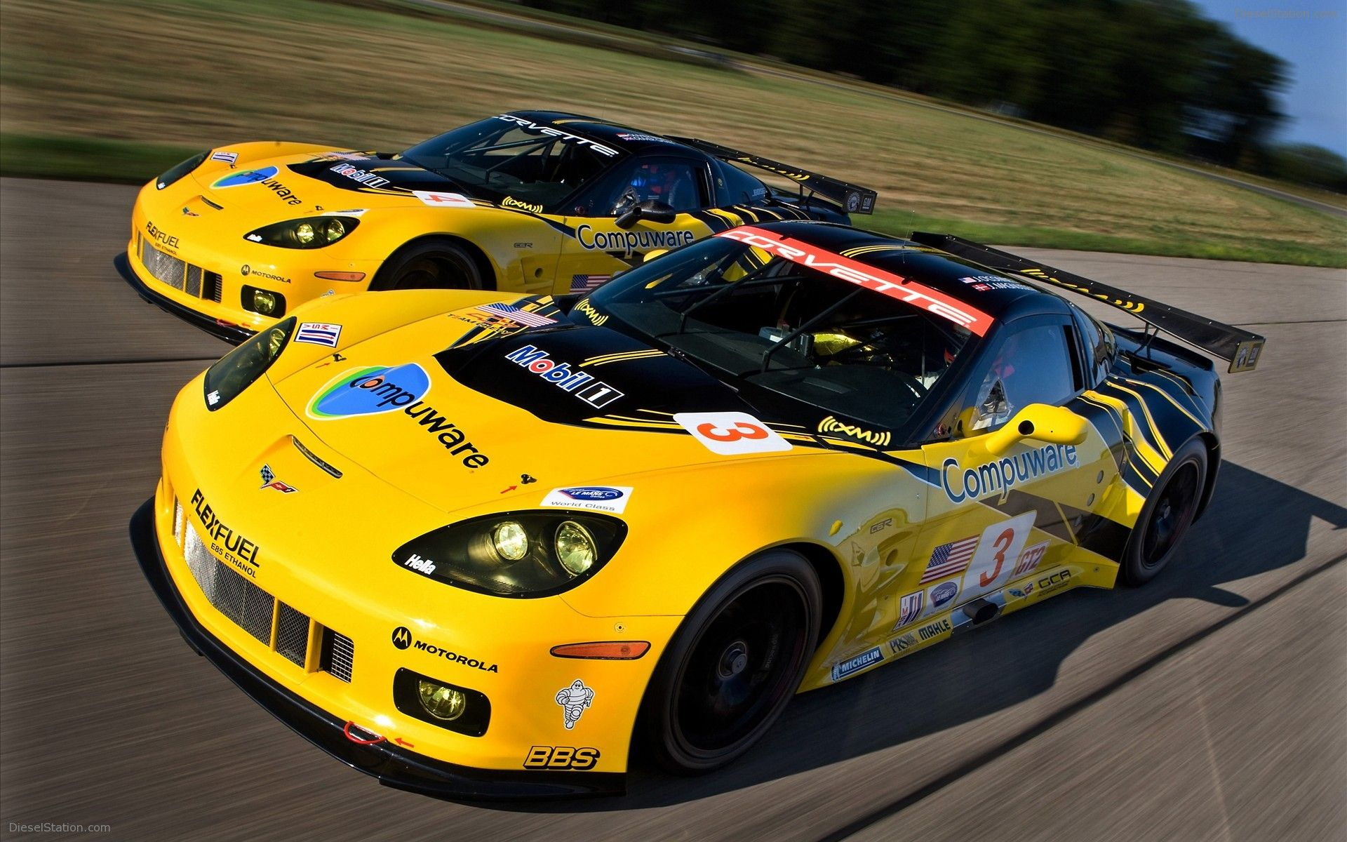 Corvette Racing Wallpapers