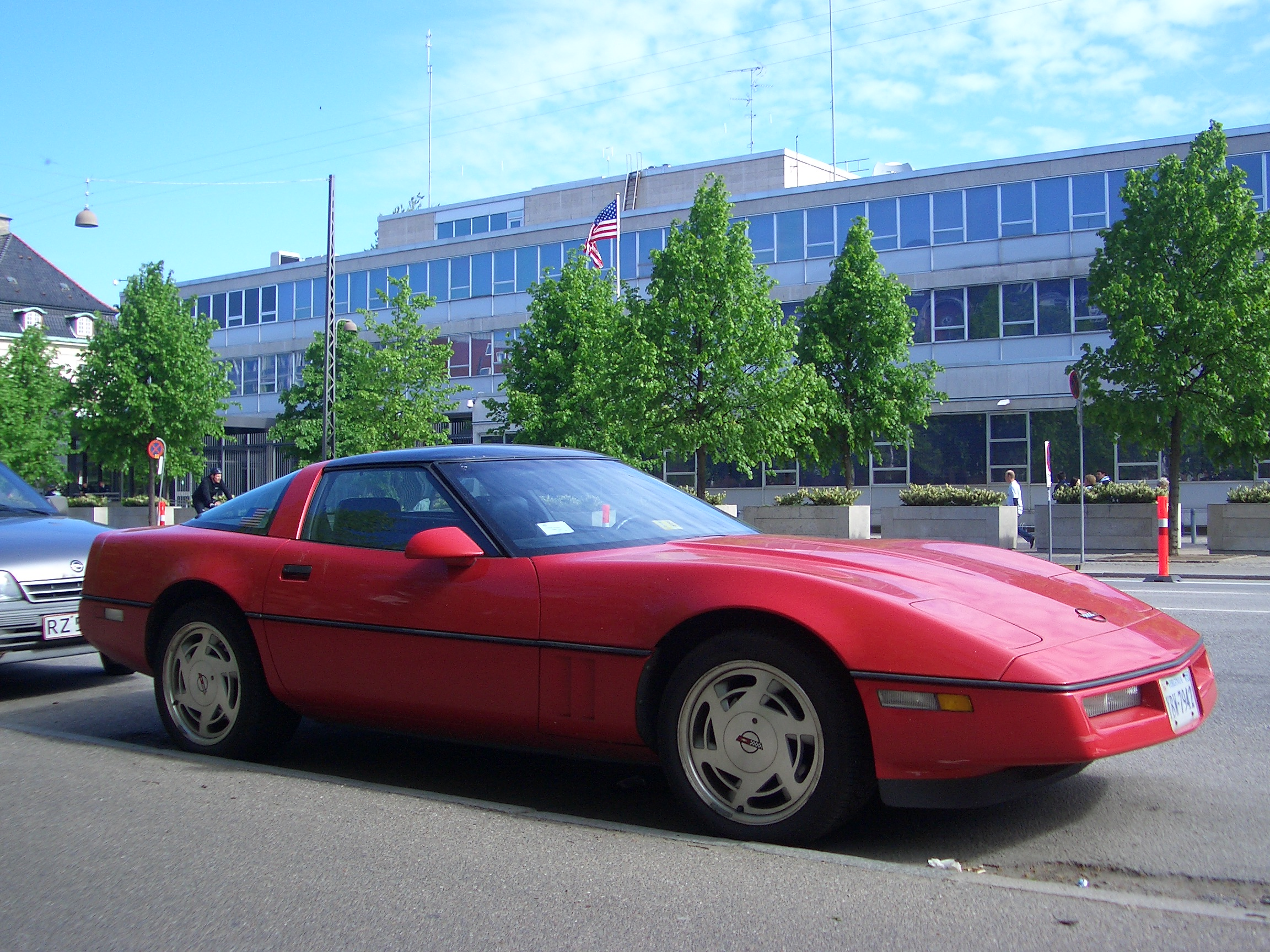 1983 Corvette Wallpapers
