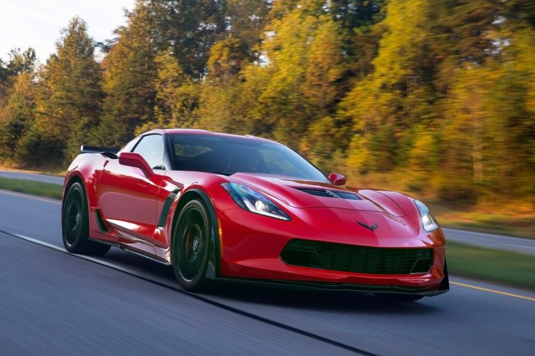 Corvette Z06 Wallpapers