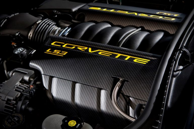 Corvette Engine Wallpapers