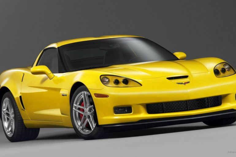 Corvette C6 Wallpaper