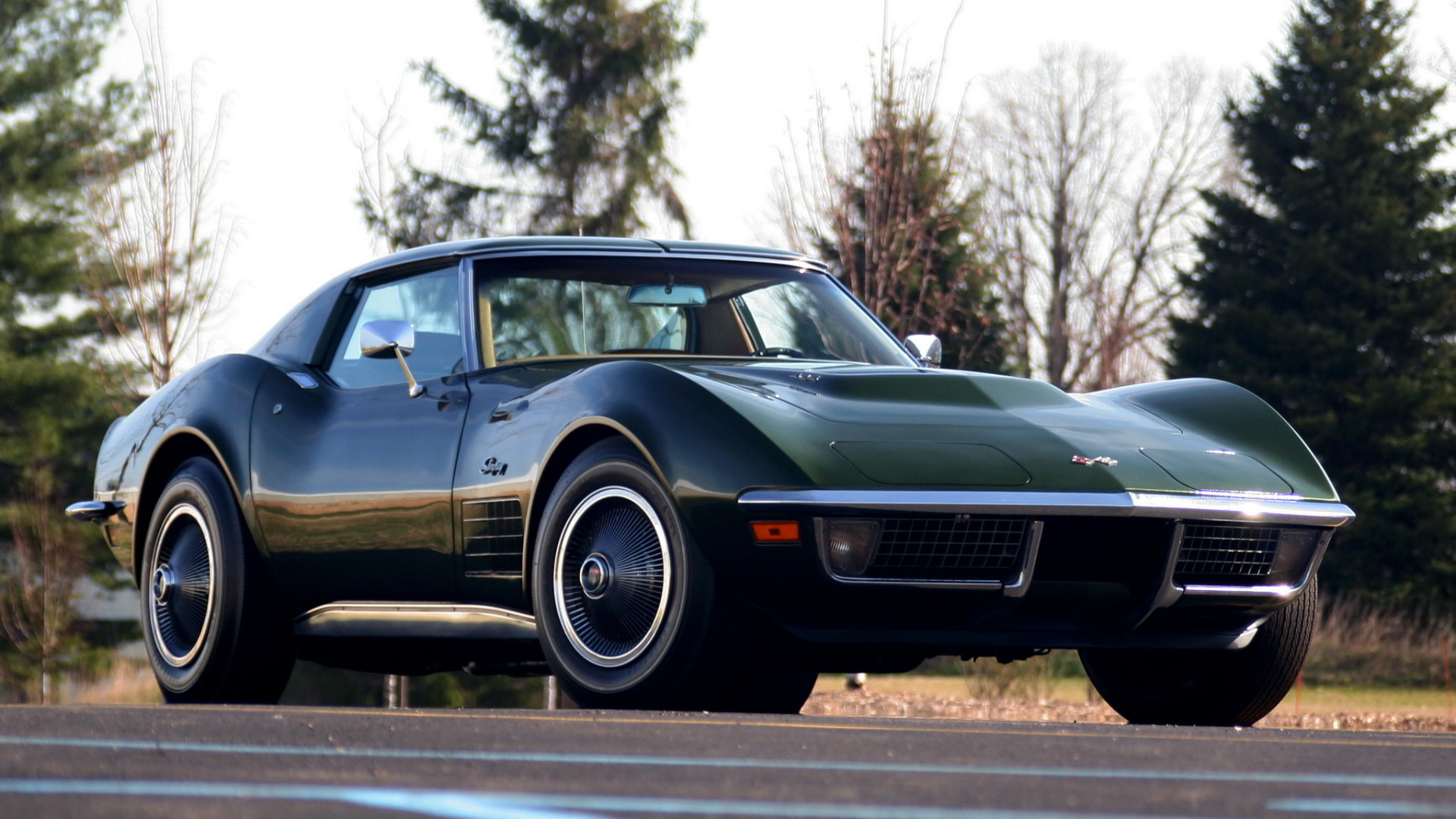 1970 Corvette Wallpapers