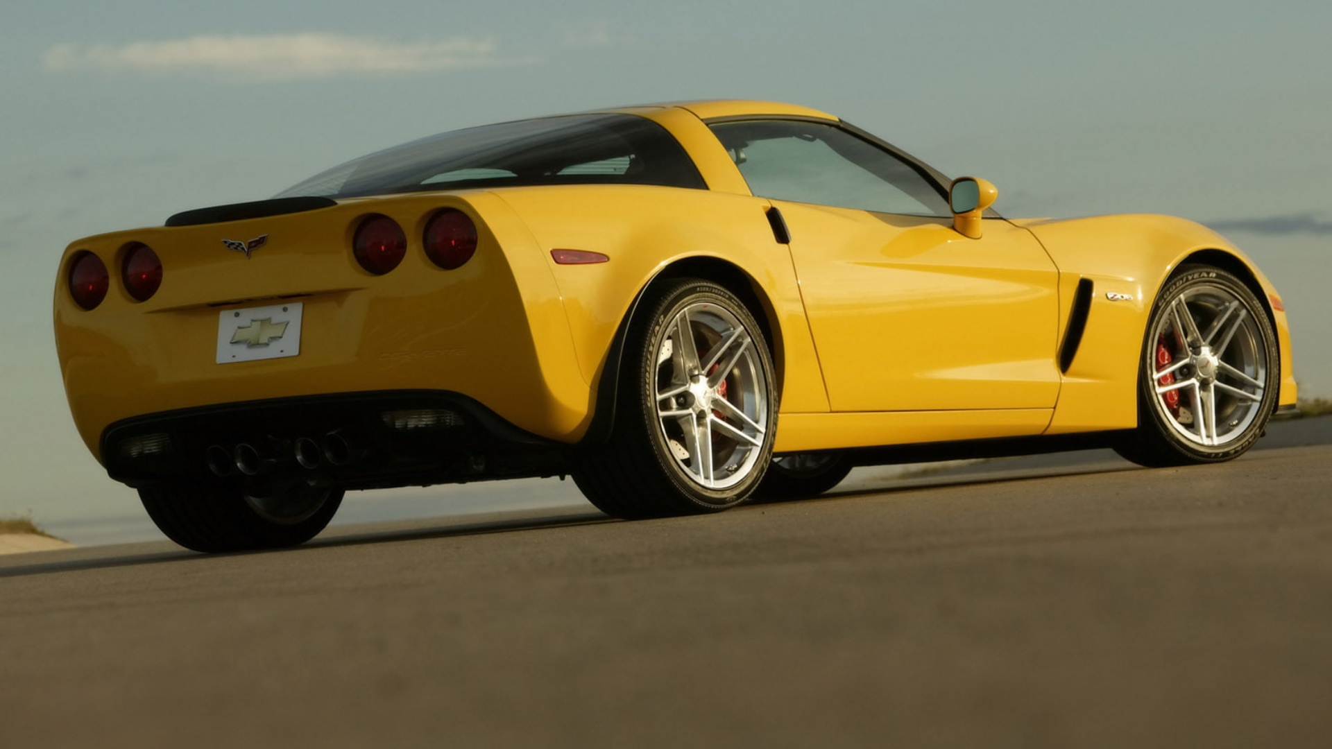 2006 Corvette Wallpapers