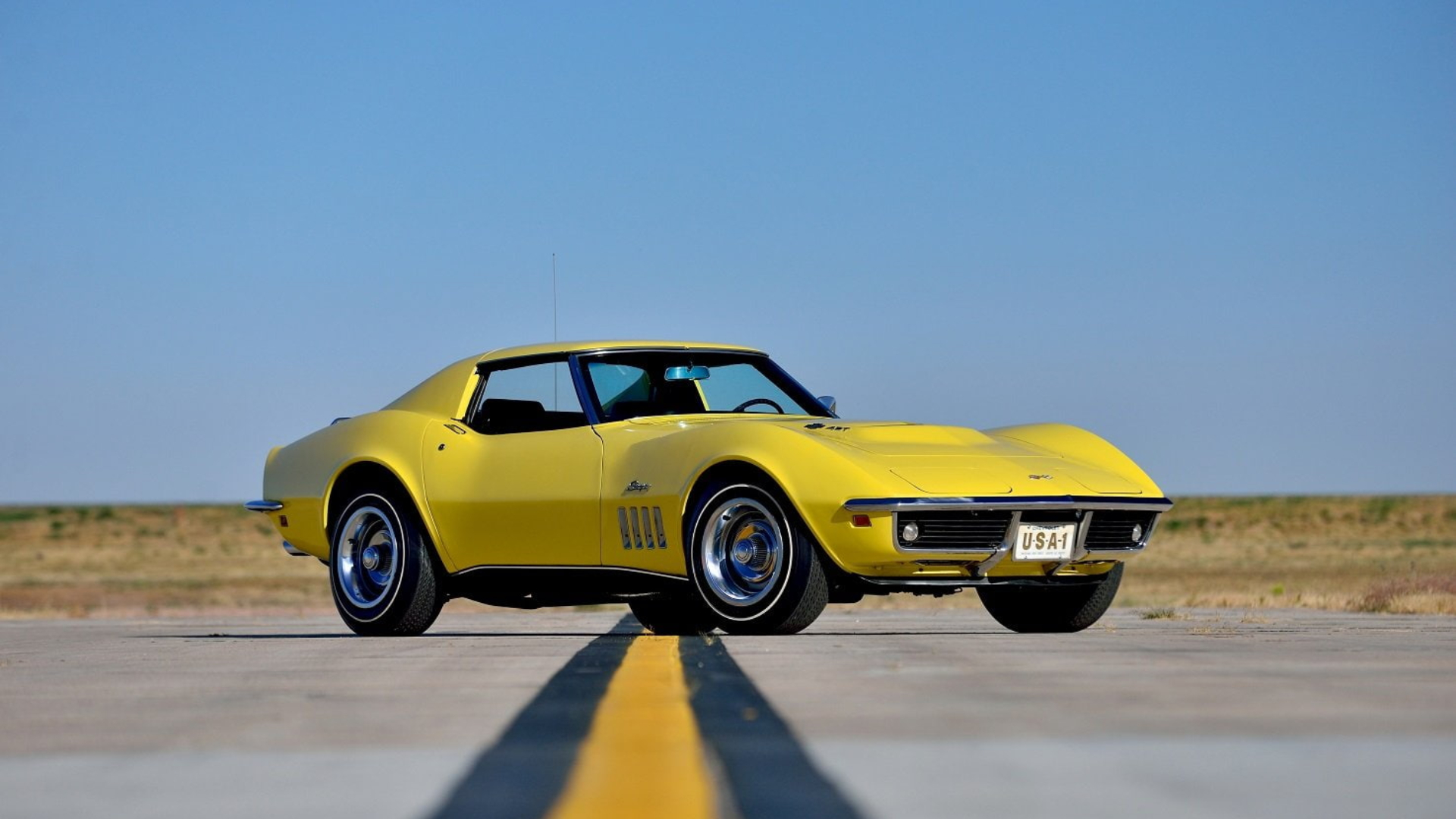 1969 Corvette Wallpapers