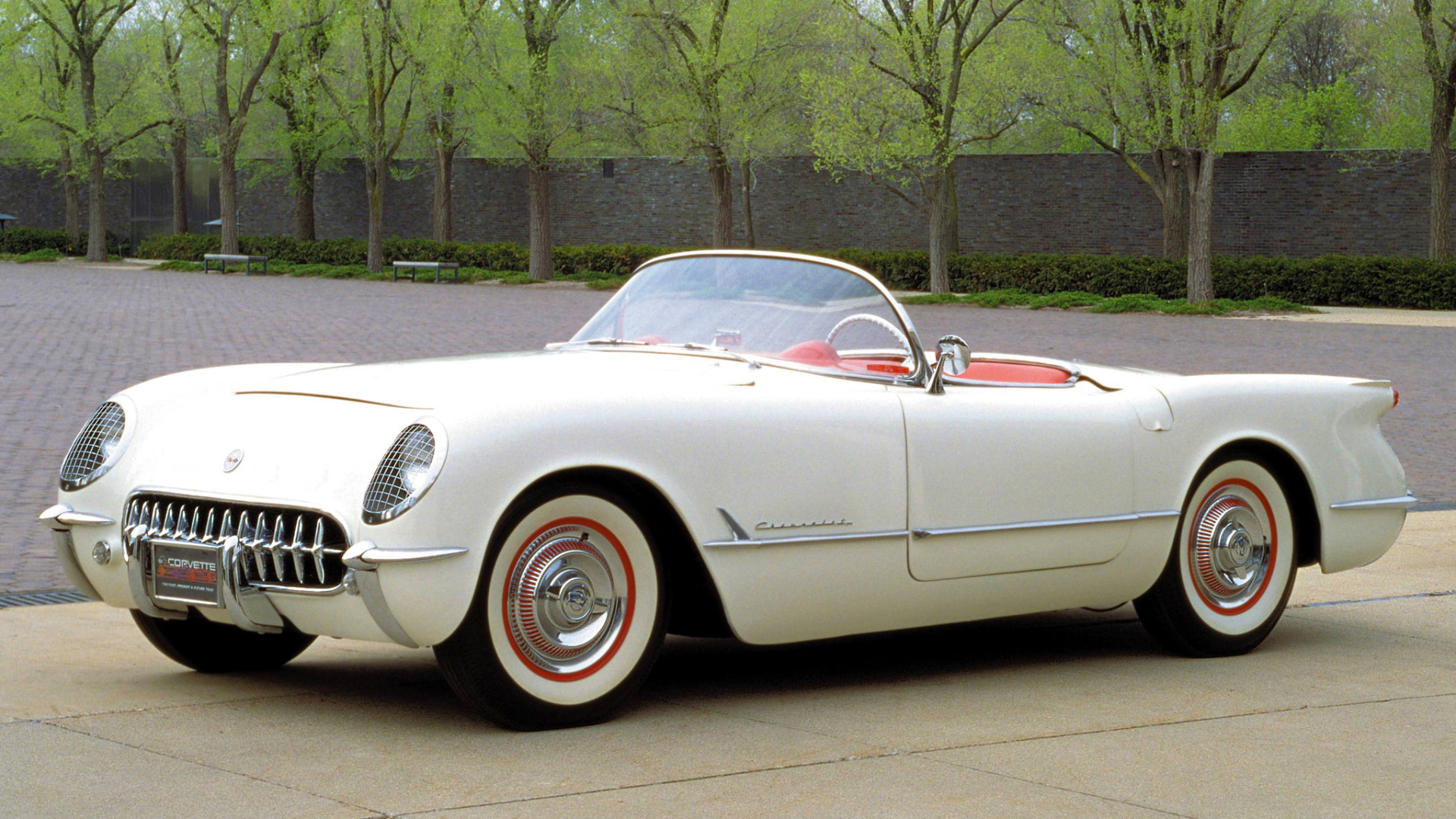 1953 Corvette Wallpapers