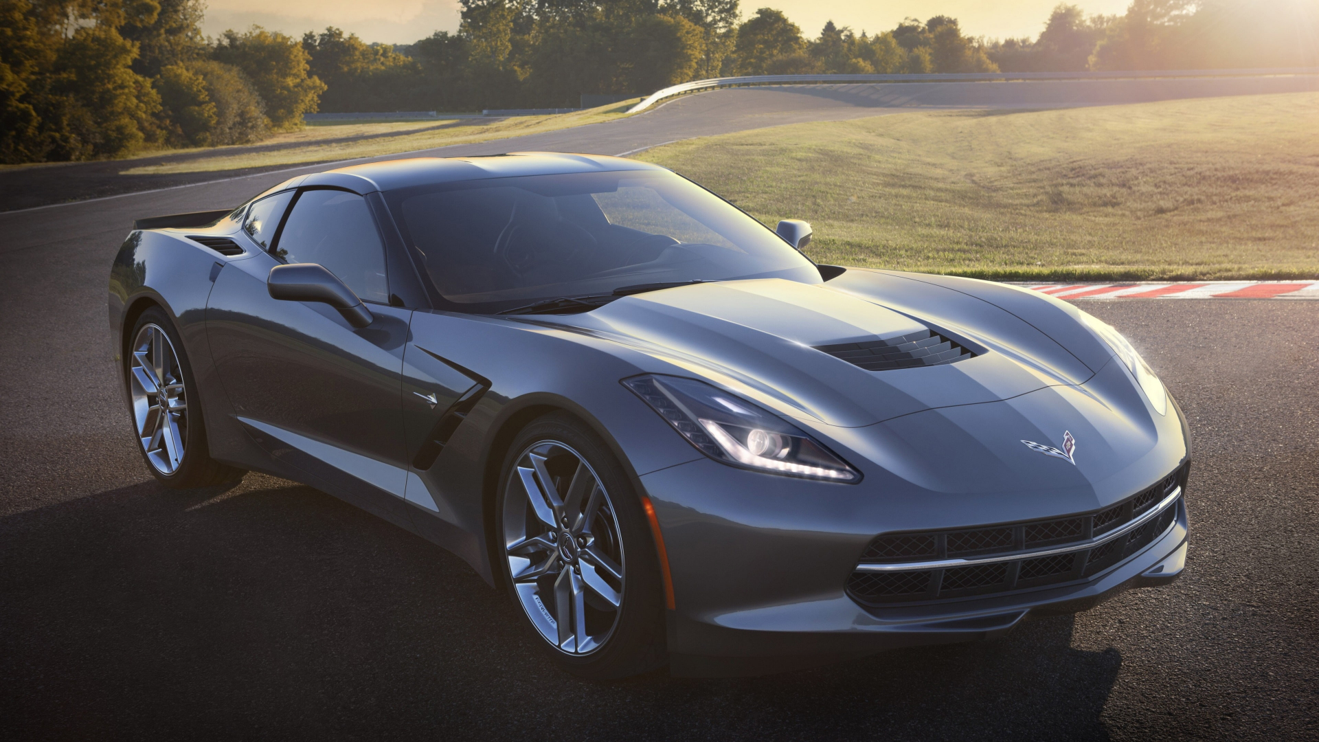 Cool Corvette Wallpapers