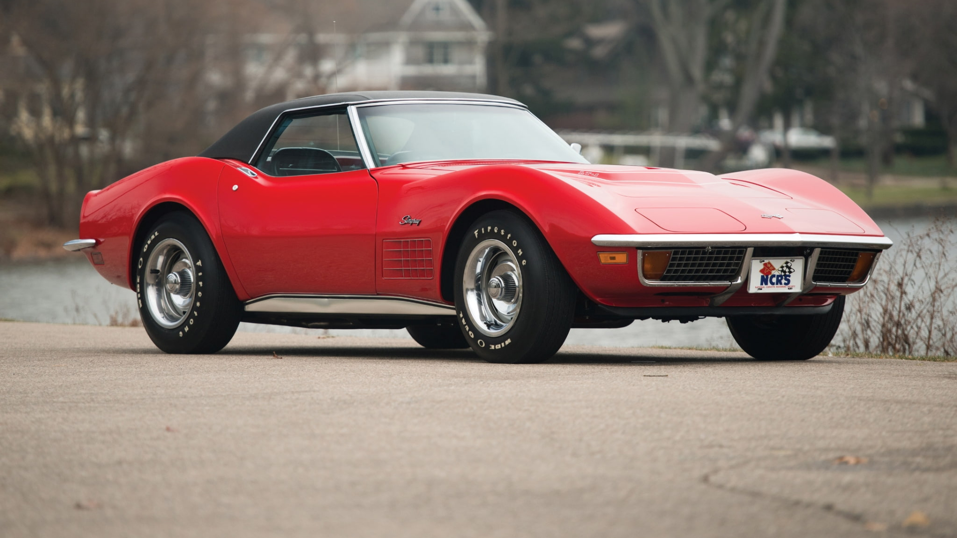 1972 Corvette Wallpapers
