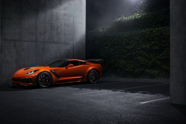 2019 Corvette Wallpapers