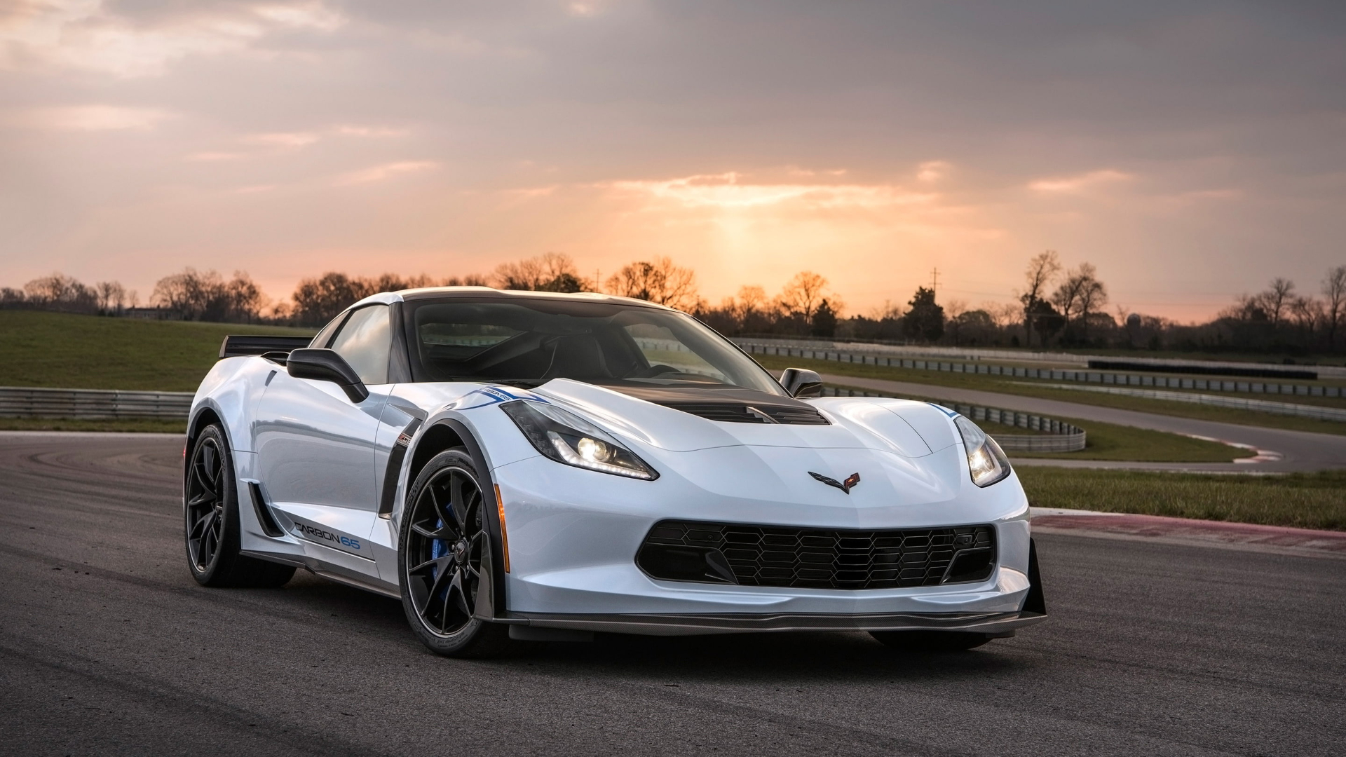 2018 Corvette Wallpapers