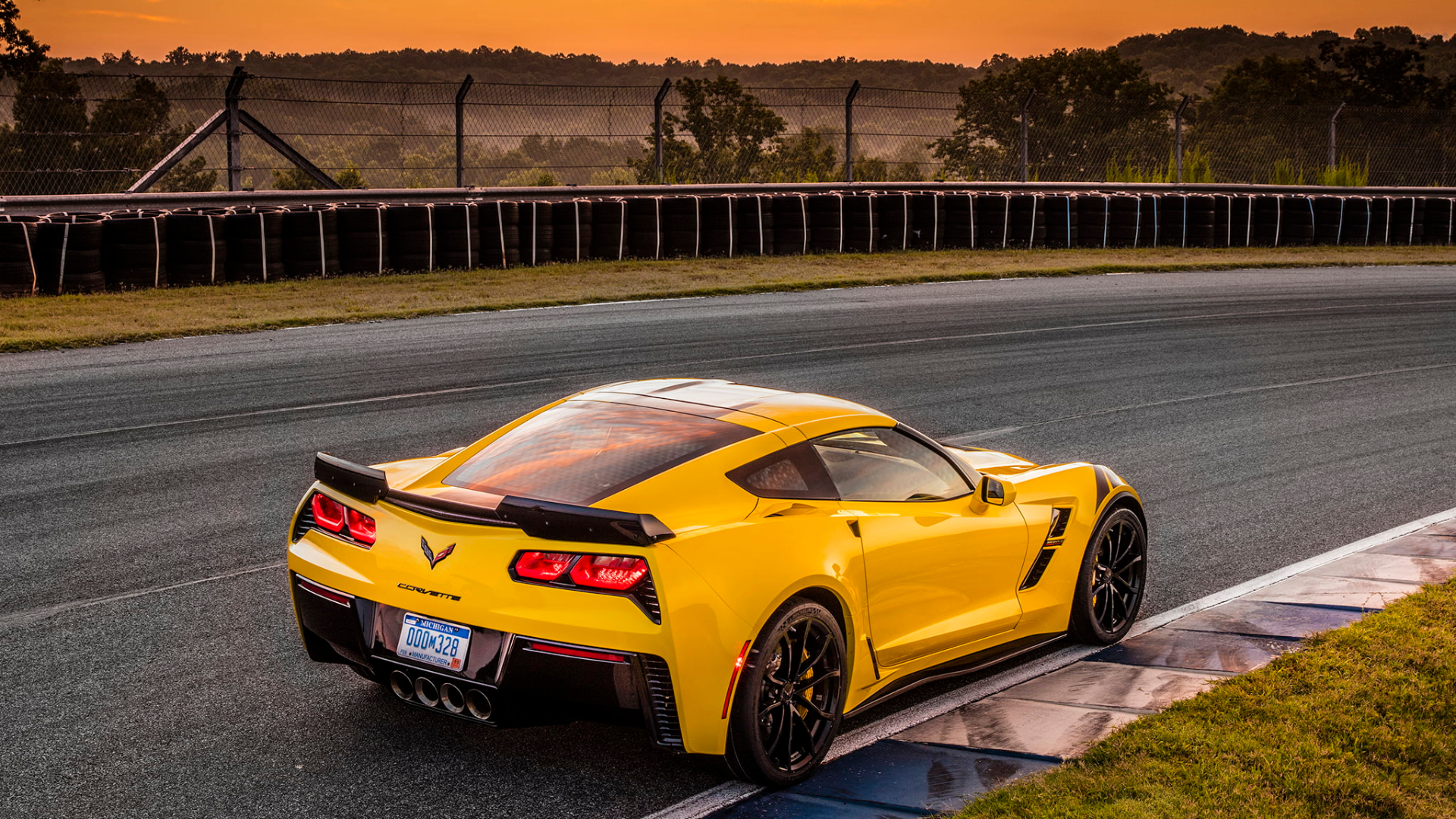 2017 Corvette Wallpapers