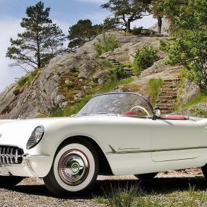 1953 Corvette Wallpapers