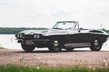 1963 Corvette C2 Convertible single-owner