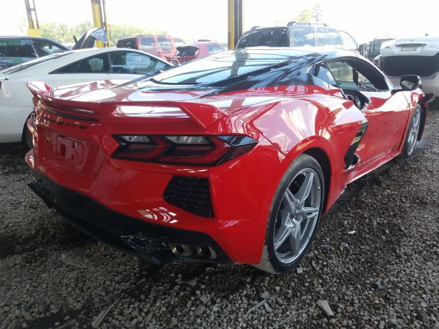 2020 Corvette C8 dropped from lift now for sale
