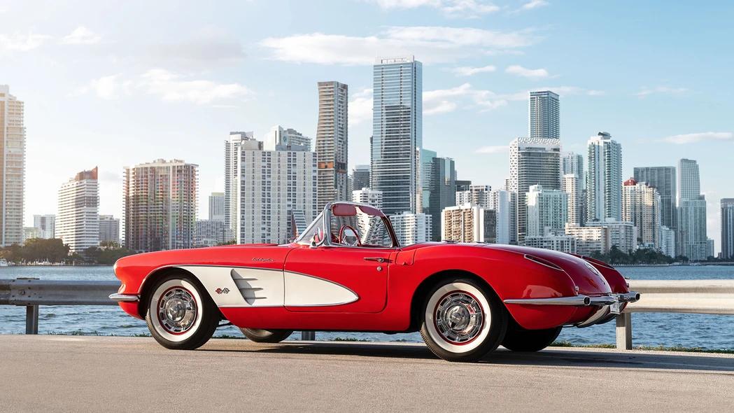 1959 Corvette Wallpapers