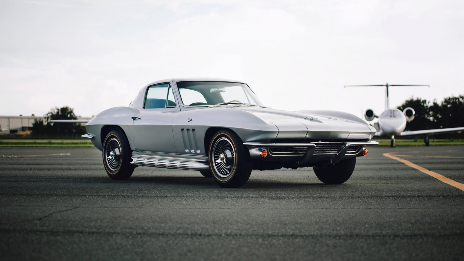 1966 Corvette Wallpapers