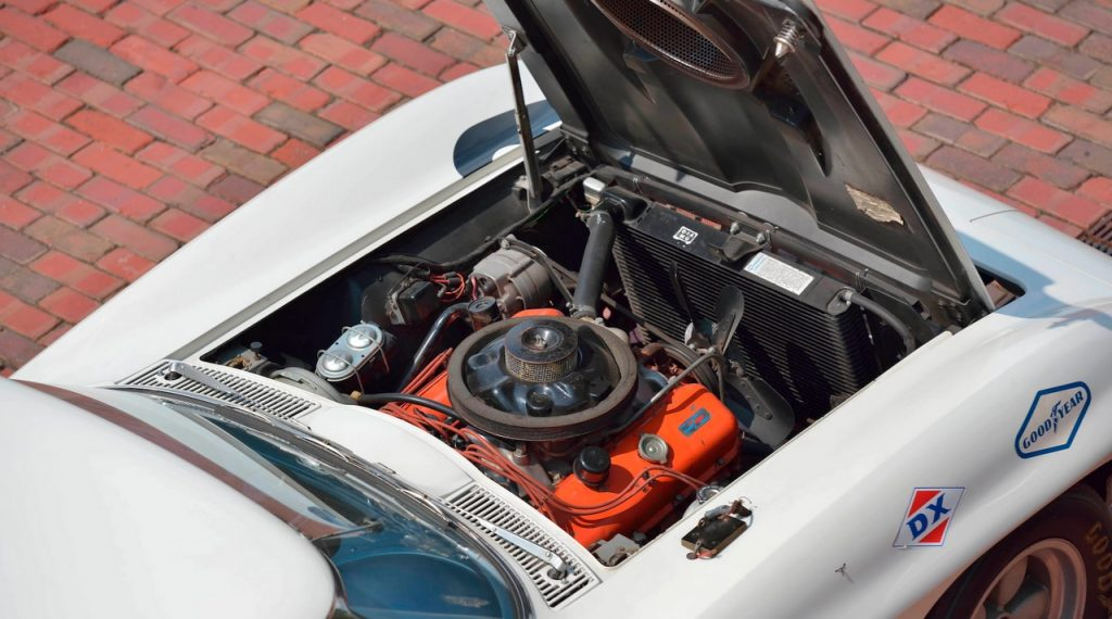 This 1967 L88 Corvette comes equipped with the original 427 cubic inch engine including all original internals!