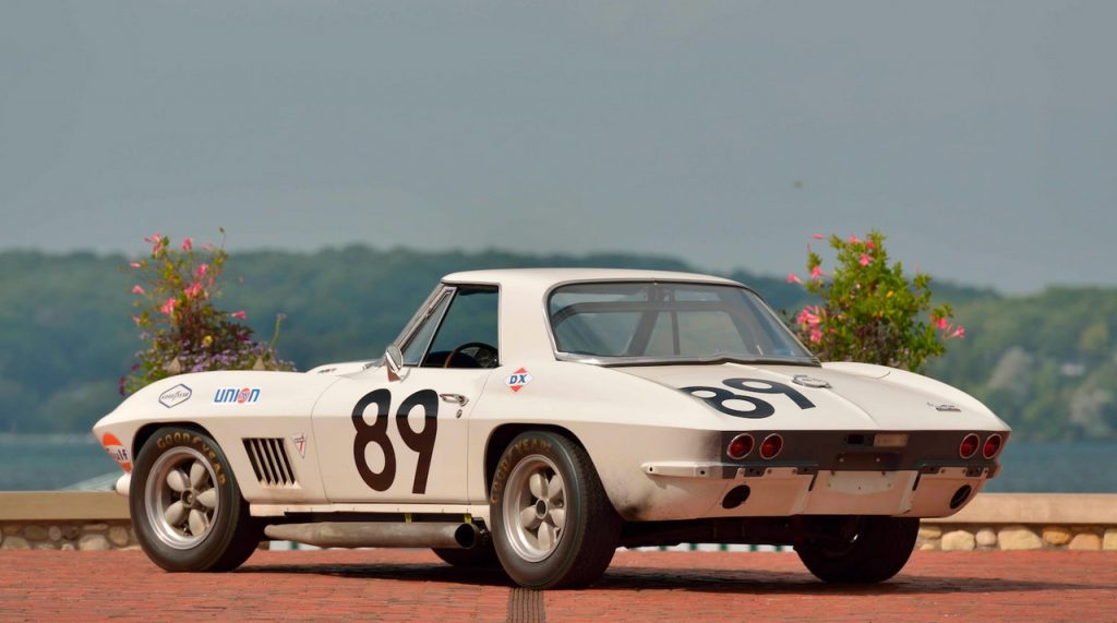 This Ultra-Exclusive and Incredibly Rare 1967 L88 Corvette Convertible will cross the Mecum Indianapolis auction block this Friday, July 17, 2020.