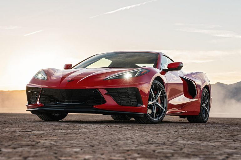 2021 Corvette Wallpapers