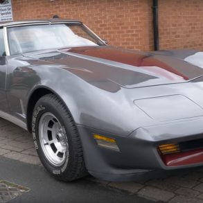 1981 Corvette C3 in the UK
