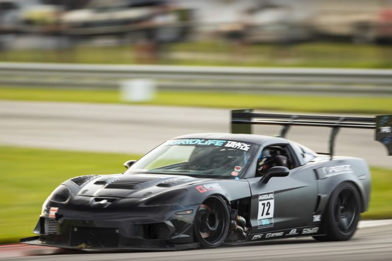 875 HP Corvette Time Attack C6 Twin Turbo