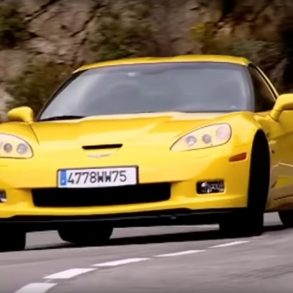 Fifth Gear Corvette C6 Z06 reivew