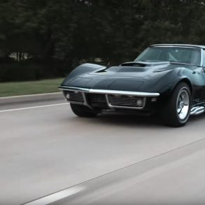 1968 Corvette C3 Family Ties