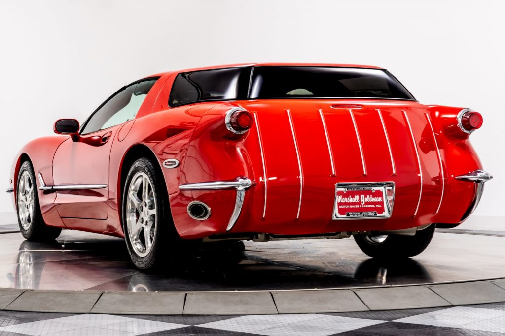 FOR SALE: A 2004 Chevy Corvette Nomad!
