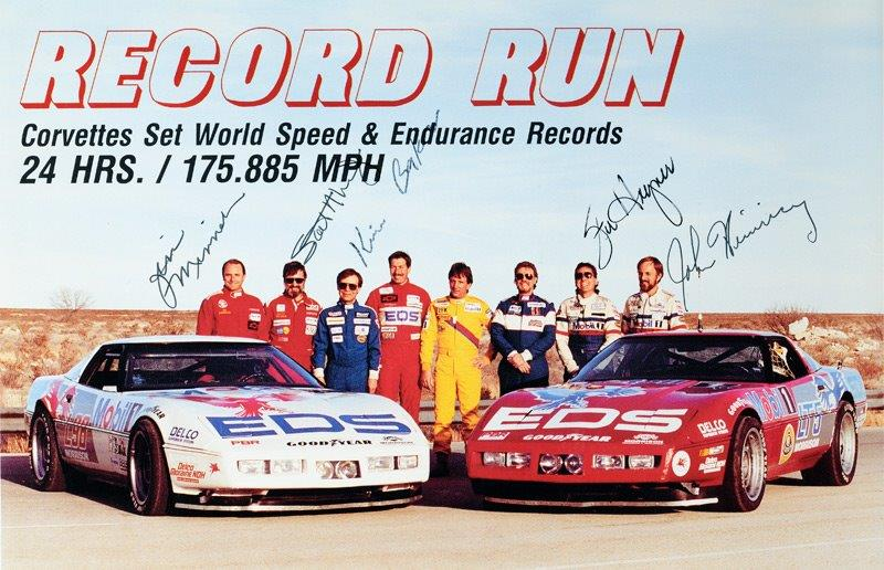 ZR-1 & L98 and Drivers