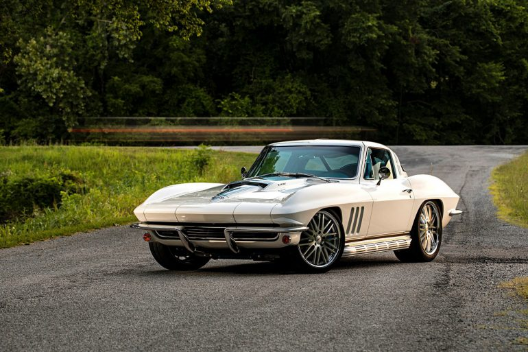 1963 Corvette Wallpapers