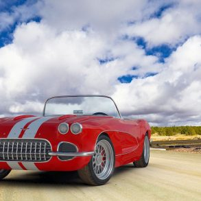 1961 Corvette Wallpapers