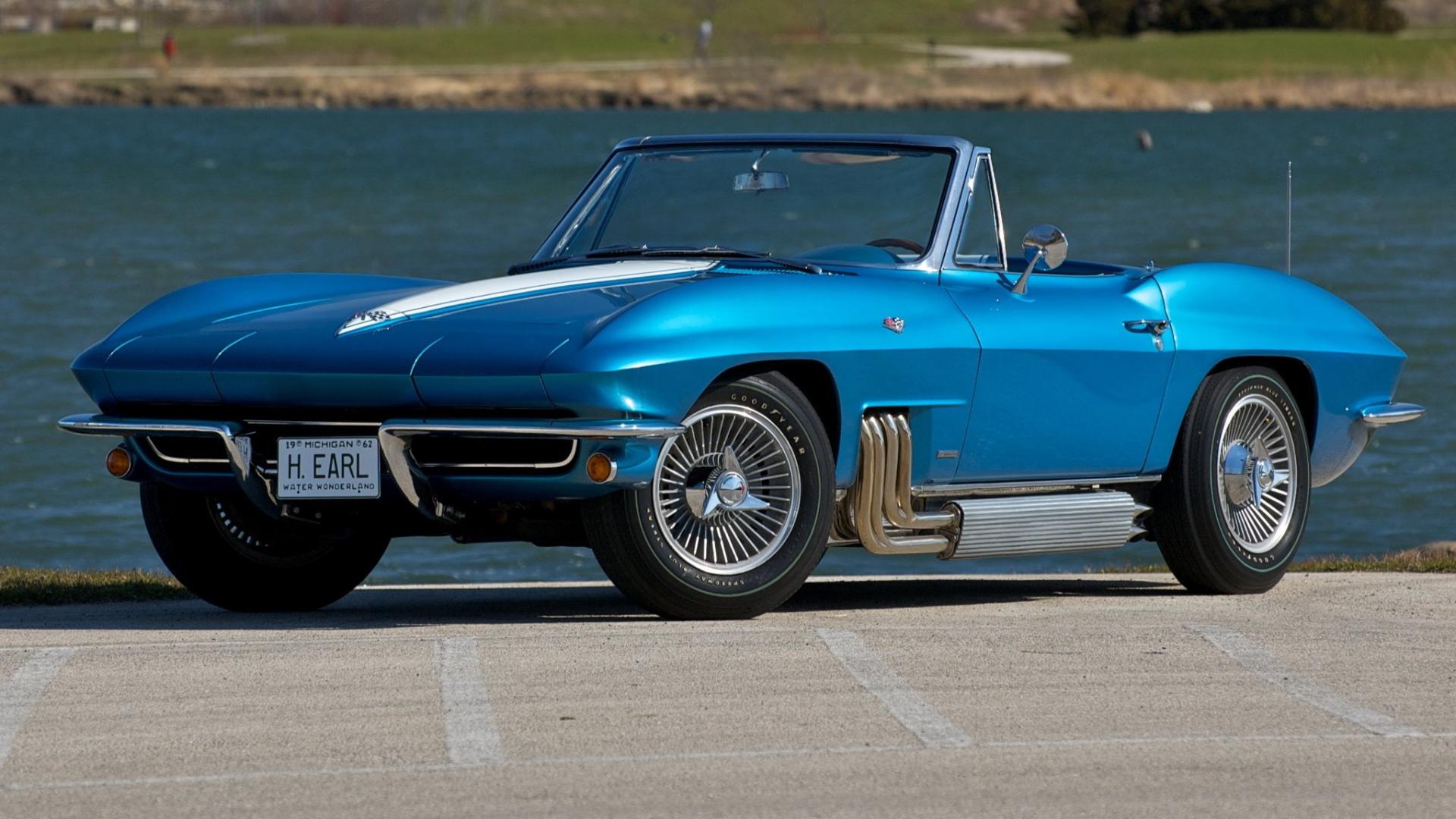 1963 Corvette Wallpapers