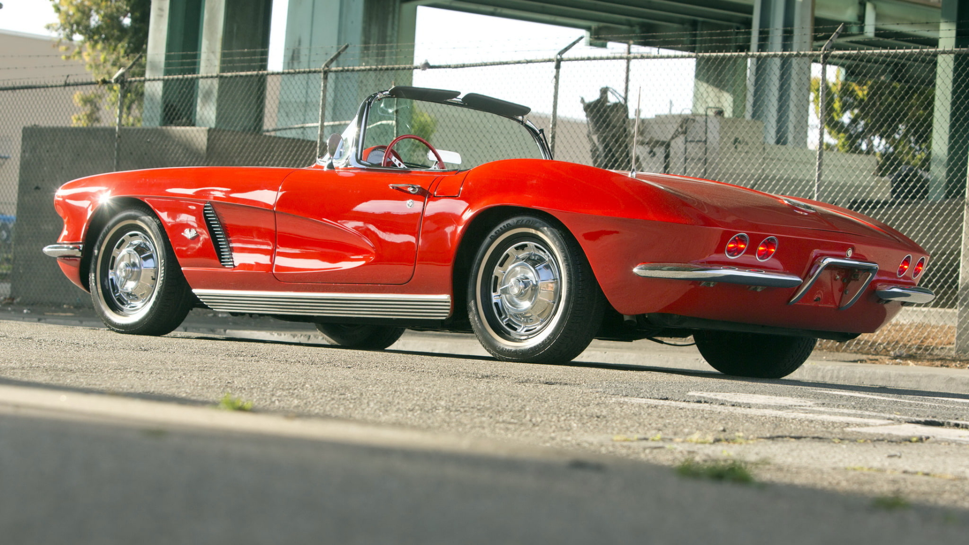 1962 Corvette Wallpapers