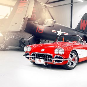 1959 Corvette Wallpapers