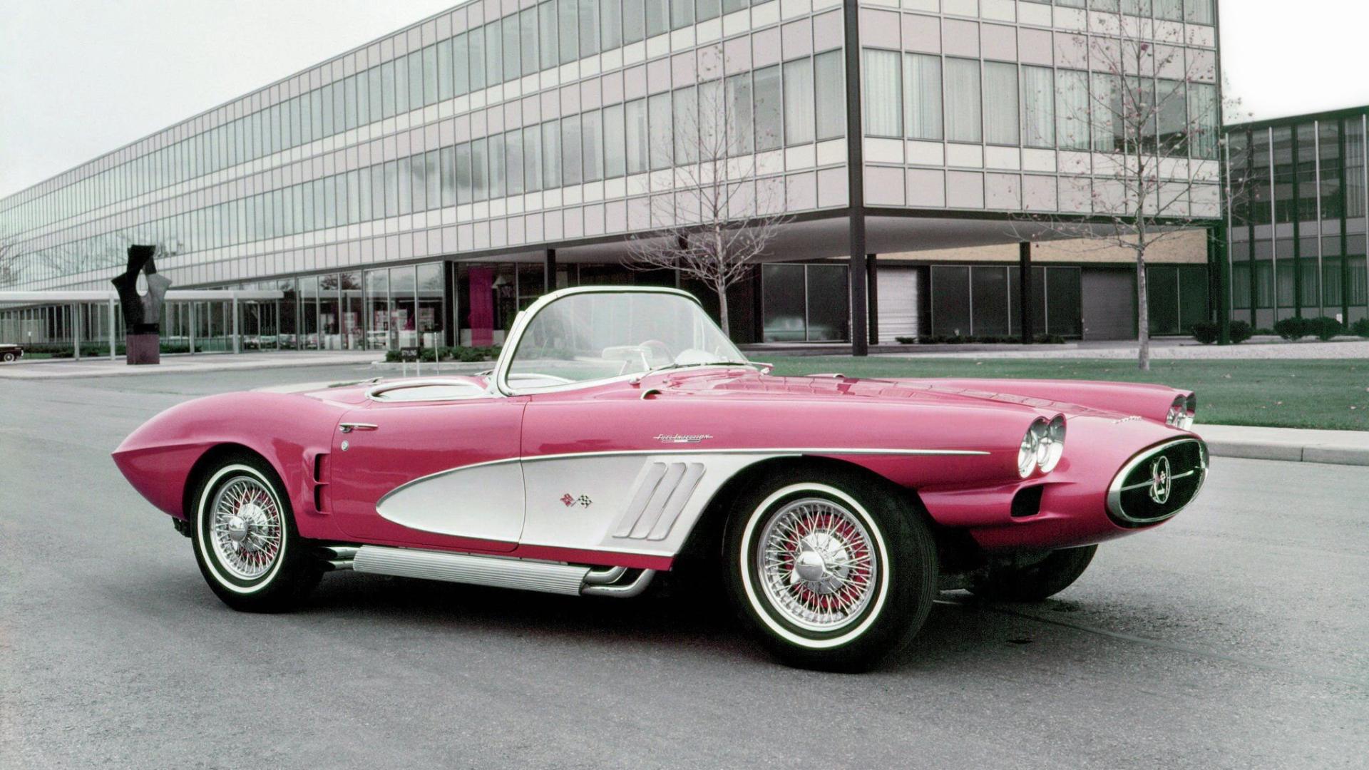 1958 Corvette Wallpapers